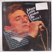 Johnny Cash Greatest Hits Volume 1