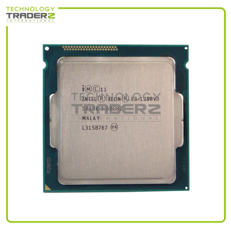 SR150 Intel Xeon E3-1280 v3 Quad Core 3.60GHz 5.00GT/s 8MB Processor * Pulled *