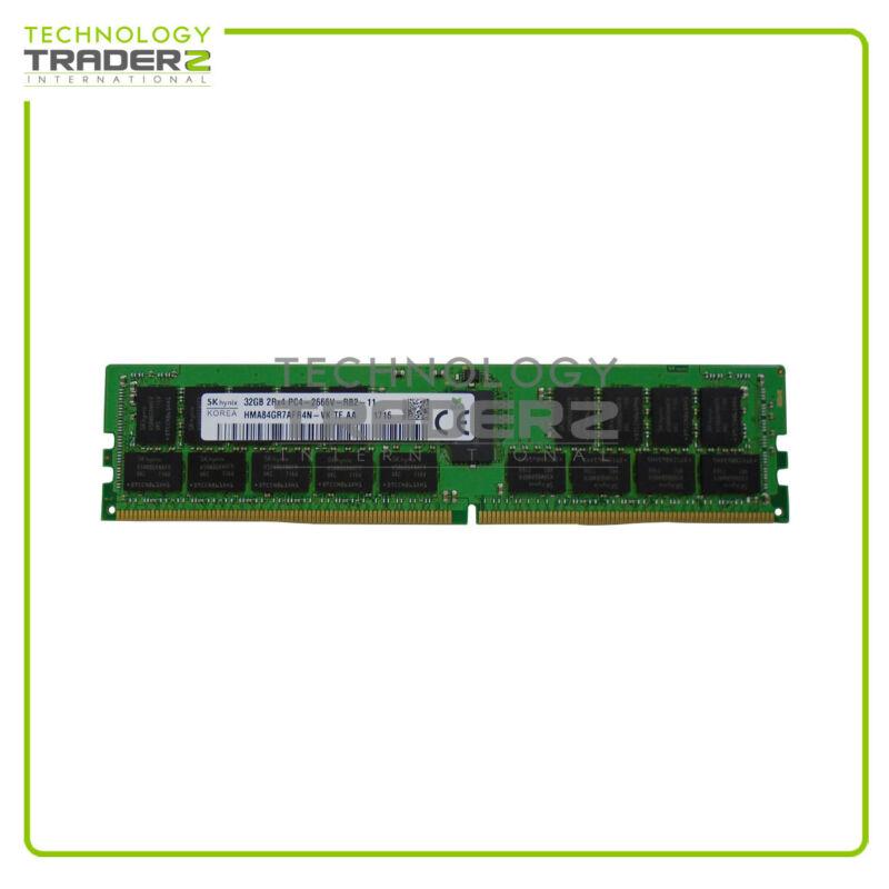 HMA84GR7AFR4N-VK Hynix 32GB PC4-21300 DDR4-2666MHz ECC Reg Memory * Pulled *