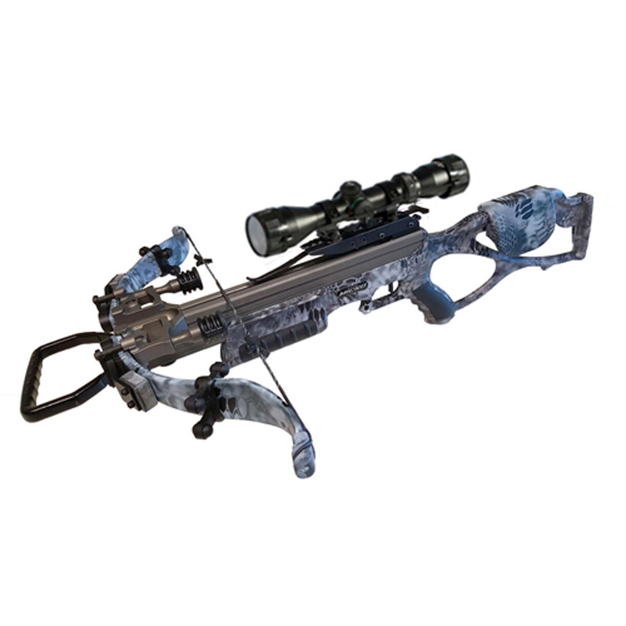 Excalibur Micro Raid 335 Kryptek Crossbow Package UPGRADED T