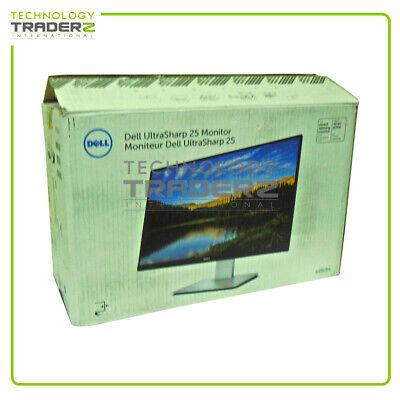U2515H Dell 25'' (2560x1440) Ultrasharp LED Monitor QHD And Stand *New Open Box* comprar usado  Enviando para Brazil