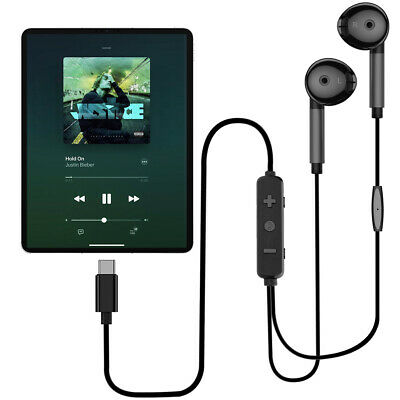 Voice Changer USB-C Headsets Earphone - 12 Different Voice Modifiers, Fun Gift