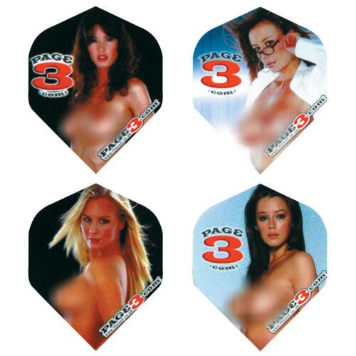 FORMULA Page 3 Nude Girls Standard Dart Board Darts Flights 4 Sets Man Cave Gift