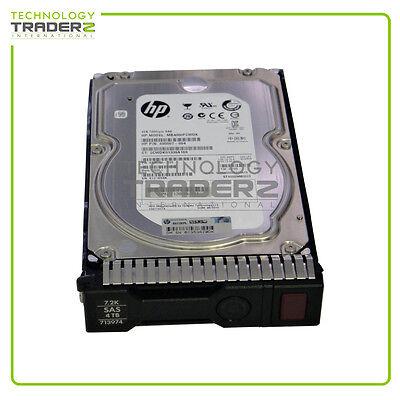 Встроенный жесткий диск 713850-B21 HP 4TB