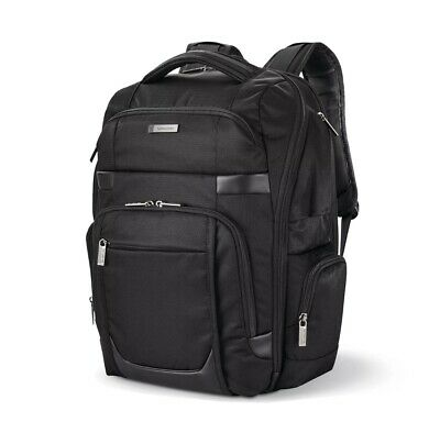 NWT Samsonite Business Tectonic Lifestyle Sweetwater Backpack Black