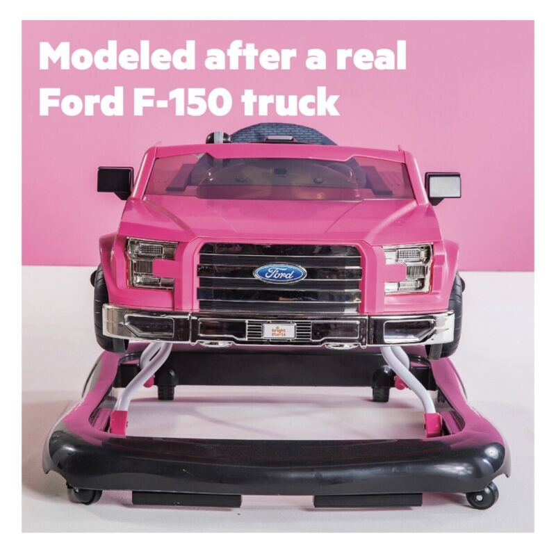 BRAND NEW Bright Starts 3 Ways to Play Walker Ford F-150