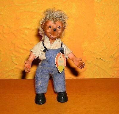 Steiff Monti Monteur 1964 7710,06 Miniatur Mecki