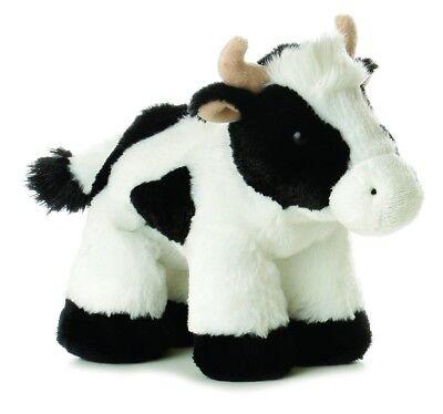 Aurora Mini Moo the Cow #31175 Stuffed Animal Toy - Stuffed Cow Toy