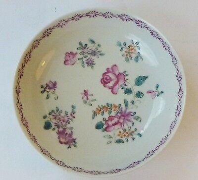 China Teller Porzellan 18 Jh Famille Rose porcelain saucer 18th