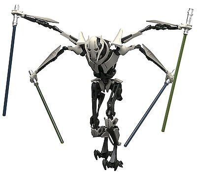Bandai Star Wars General Grievous 1/12 Scale Building Kit 4549660167433