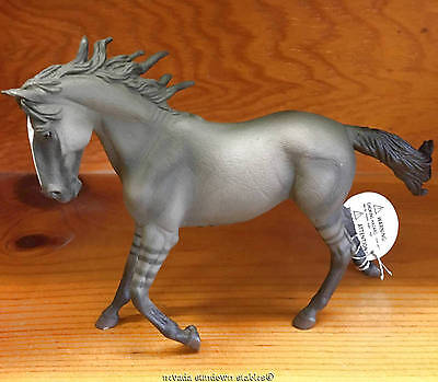 Breyer Collectable New Line Corral Pals Horses Grulla Mustang Mare
