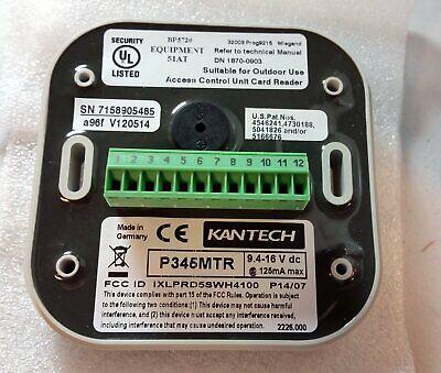 Kantech Ioprox P345mtr Commercial Burglar Access Control Inoutdoor Card Reader