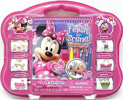 Kid Cars For Sale (New for Sales - Disney Minnie Finish the scene activity set ( Great Gift ))