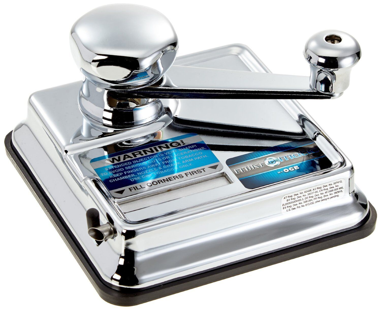 OCB Mini  DUO Top-o-Matic Zigarettenstopfmaschine Mikromatic NEU+OVP