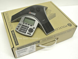 Polycom-SoundStation-IP-5000-2200-30900-025-PoE-NEW