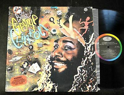 The Best Of George Clinton Capitol