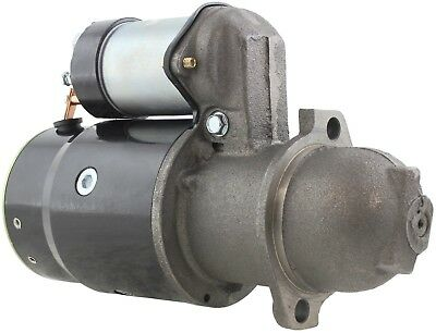 New Usa Built Starter Towmotor Model 540 10 Tooth Clock Wise 350725 10461617