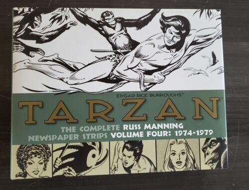 IDW Russ Mannings Tarzan Volume Four - 1974-1979