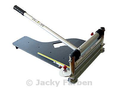 Designcutter Designstanze 330mm 1x gebraucht Vinylbodenstanze Laminatschneider