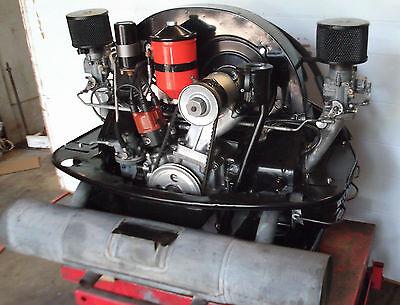 "Porsche  356 A engine 1956 356A complete 1600 super"" turn key ""  motor 1600S"