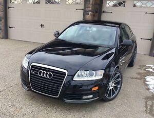 Audi A6 S-Line 2011