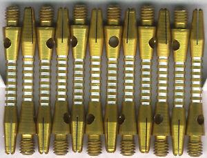 1-5in-2ba-Gold-Silver-Aluminum-Dart-Shafts-3-per-set