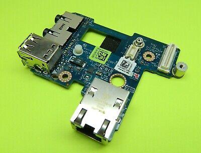 0N3R3T Dell Latitude E6410 USB Audio LAN Port Board (QF7727U8)
