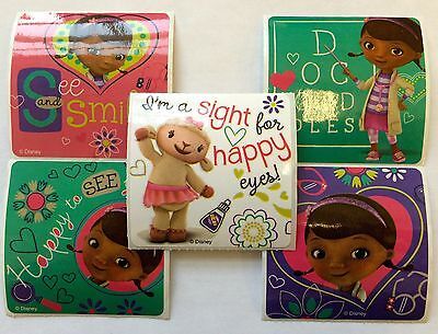 Doctor Mcstuffin Party Supplies (15 Disney Junior Doc McStuffins  Happy Eyes Stickers Party Favors)