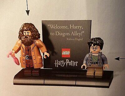 Lego Harry Potter Diagon Alley #75978 Box 21 Silencio Exclusive Minifigures Only