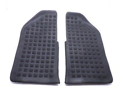 Car Parts - (PAIR) VW T25 T3 Wheel Arch Cab Step Mat Rubbers (OEM Quality Product)