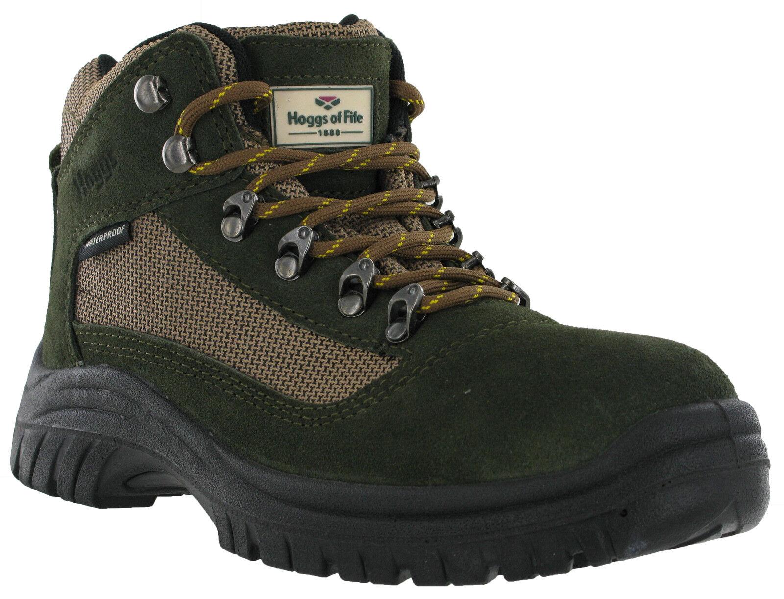 Hoggs Rambler Navy Hiking Boots Navy Blue