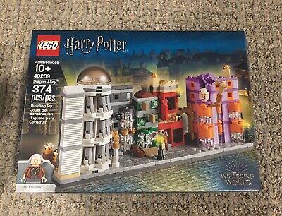 Lego 40289 Harry Potter Diagon Alley Mini Building Brand (NEW Sealed Box)