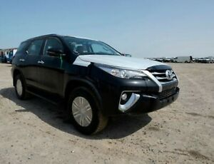 Toyota Fortuner VX EXPORT OUTSIDE OF THE EU