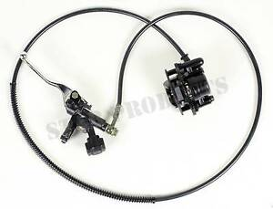 Hydraulic Disc Brake Pad Caliper Cable Kit (Hand operated) Malaga Swan Area Preview