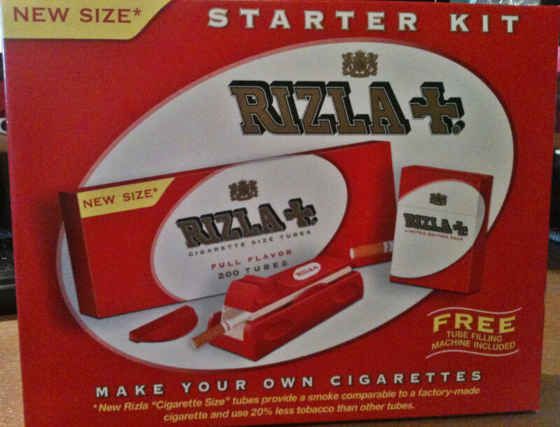"Rizla ""Make Your Own"" Cigarette Tube Starter Kit"