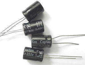 1uf-250v-105c-non-polarised-Bipolar-electrolytic-Capacitor-x4pc