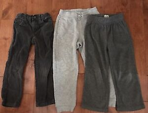 7 pairs of pants for boy size 4T