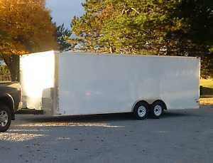 2013 24 ft Freedom car hauler