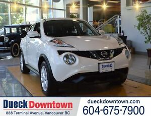 2016 Nissan JUKE SV  ALL WHEEL DRIVE