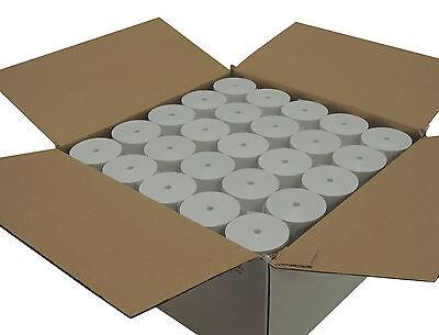 "BPA Free thermal paper 3 1/8 x 215 feet 2 5/8"" diameter CORELESS 50 rolls, used for sale  Calgary"