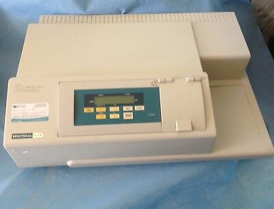 Molecular Devices Spectramax Plus 384 Softmax Pro 5.2 96 384 Well Plate Reader
