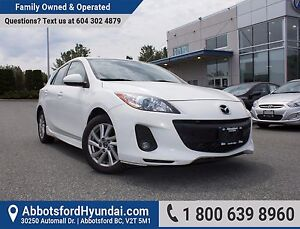 2013 Mazda Mazda3 GS-SKY ACCIDENT FREE