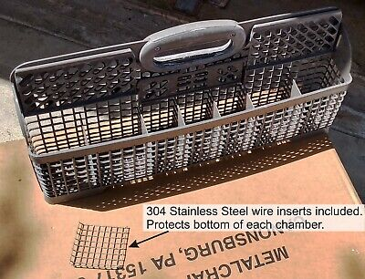 KitchenAid Silverware Basket (complete) WP8531288, Whirlpool 8531288 W10190415