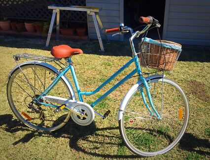 Beach Cruiser Bike Pastel Blue Moree Moree Plains Preview