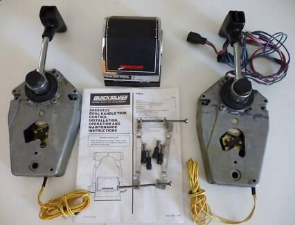 Trim/tilt Binnacle Control Box