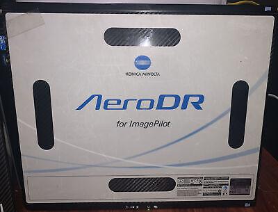 Konica Aerodr Wireless Digital Radiography Veterinary System Dr
