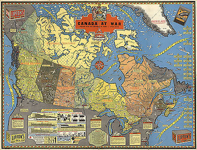 24x28 1689 Interesting Detailed Old World Exploration Map Poster