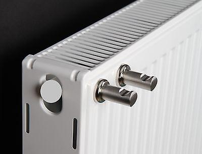 2x Handtuchhalter Edelstahl Magnet Befestigung für Heizkörper Wäschetrockner