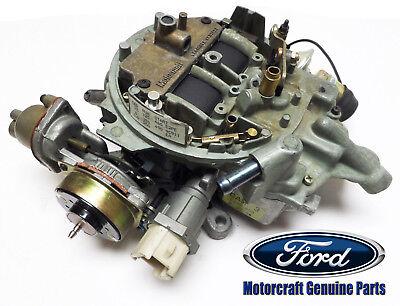 Motorcraft Variable Venturi Carburetor 1981-1983 Grand Marquis Ford LTD 302 5.0L