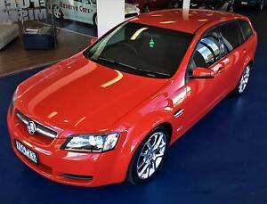 2010 Holden VE Commodore Omega - Wagon Hoppers Crossing Wyndham Area Preview